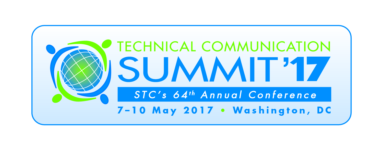 2017 Technical Communication Summit 7-10 May