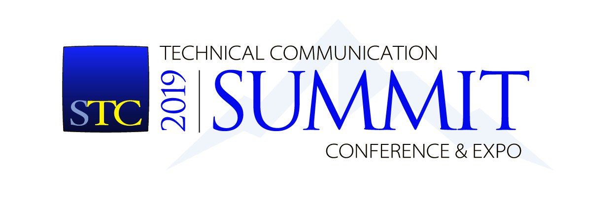 2019 Technical Communication Summit 5-8 May