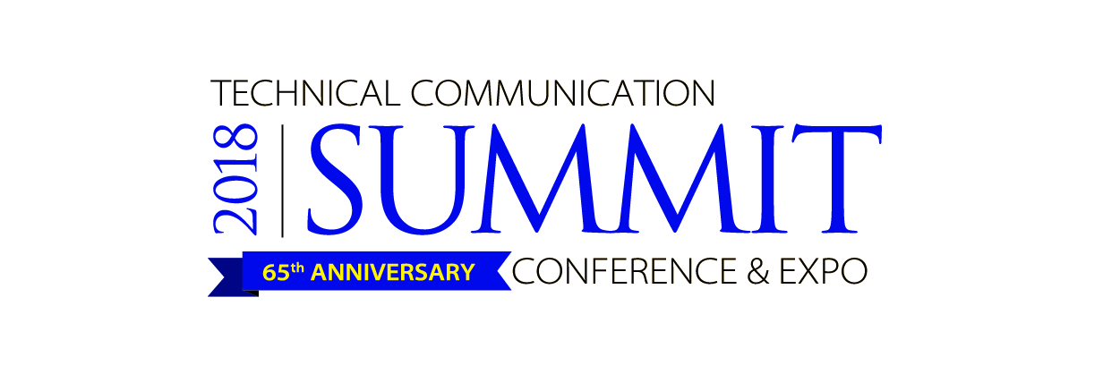 2018 Technical Communication Summit 20-23 May
